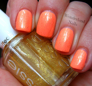 For more info please visit my blog http://wonderland-nails.blogspot.com/2013/07/pastel-neon-orange-franken.html