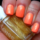 Pastel Neon Orange