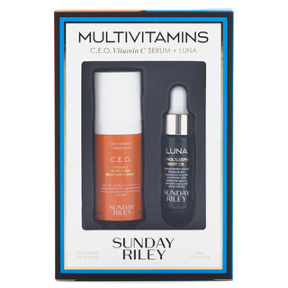 Sunday Riley Multivitamins Kit