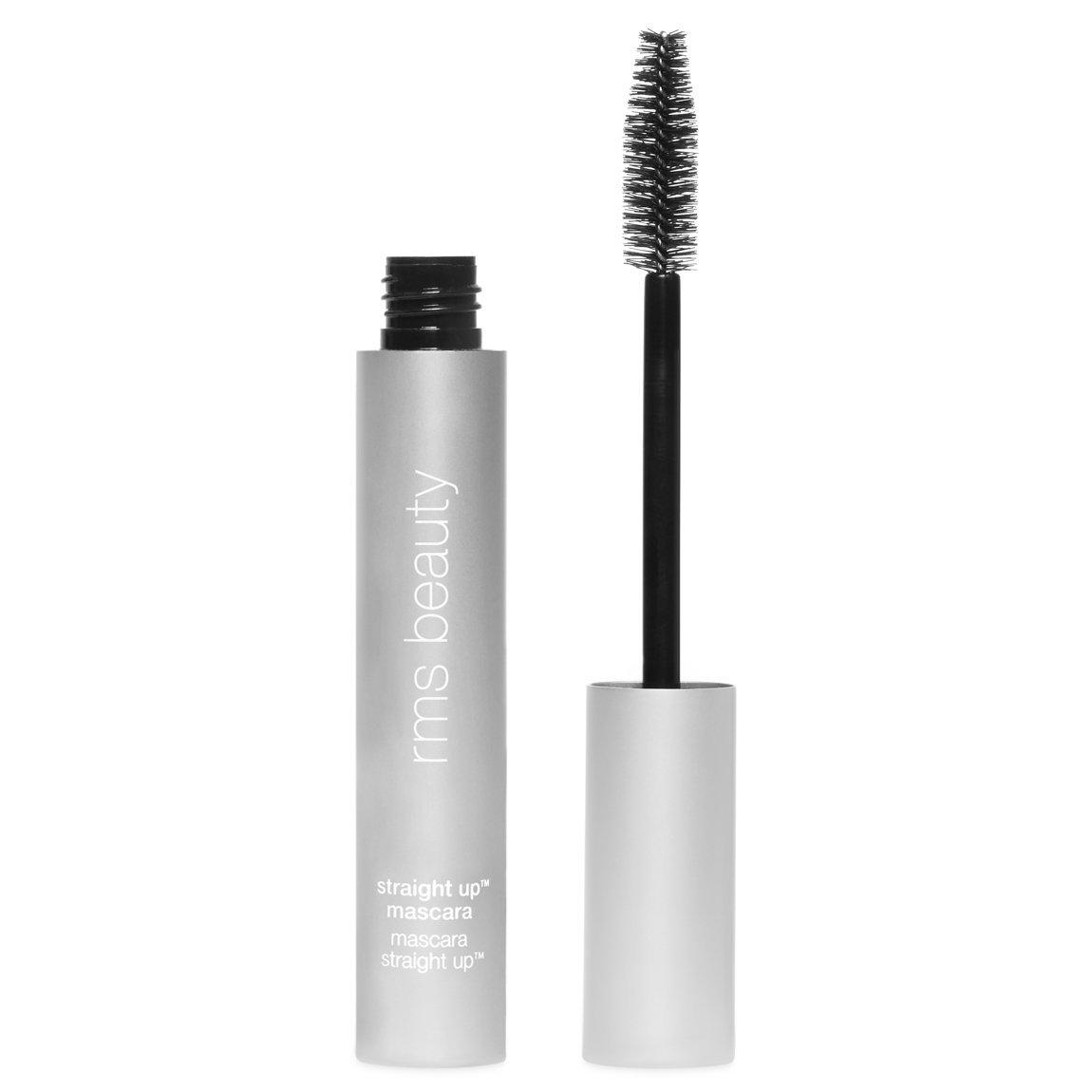 rms beauty Straight Up Volumizing Peptide Mascara 10 ml alternative view 1 - product swatch.
