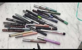 Declutter 1, eyeshadow sticks