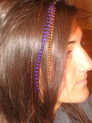 Hair Feather Extensions
