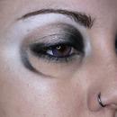 Sci-Fi makeup