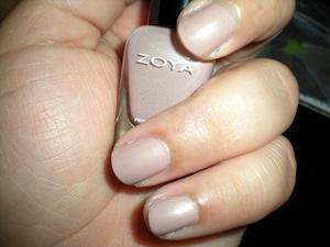 Nails: Zoya Touch Collection Nail Polish in Pandora