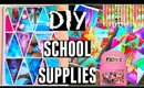 DIY School Supplies | Tumblr Inspired