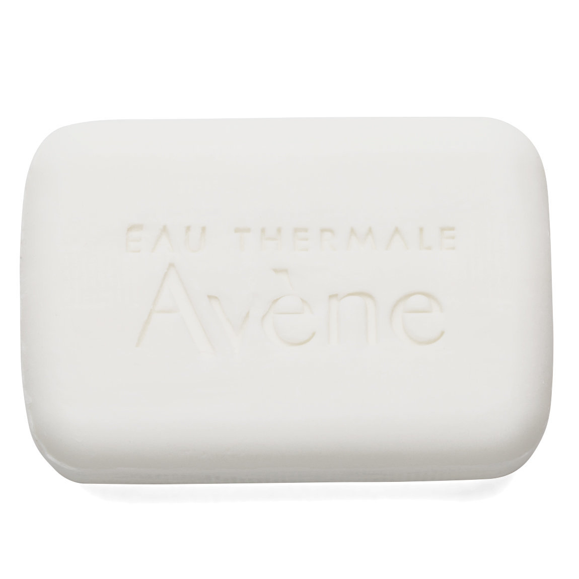 Eau Thermale Avène Cold Cream Ultra-Rich Cleansing Bar product swatch.