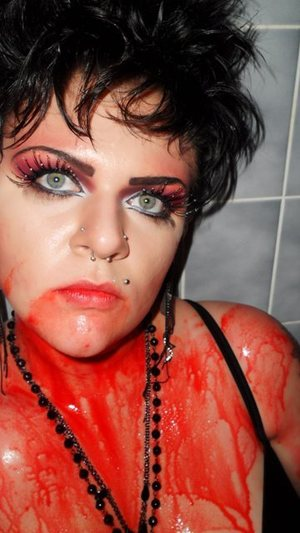 Character Makeup Title: Countess Bathory Reincarnate 2010