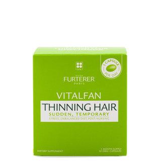 Rene Furterer Vitalfan Dietary Supplement - Sudden, Temporary Thinning Hair