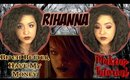 Rihanna: Bitch Better Have My Money Makeup Tutorial (NoBlandMakeup)