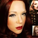 Celebrity Makeup- Julianne Moore
