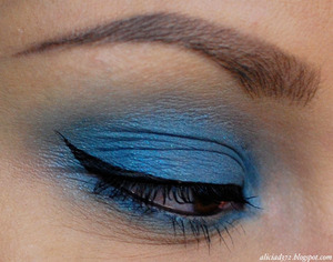 Makeup by beauty blogger: Alicia DeLuca
