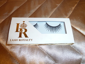Lash Royalty false eyelashes - chloe