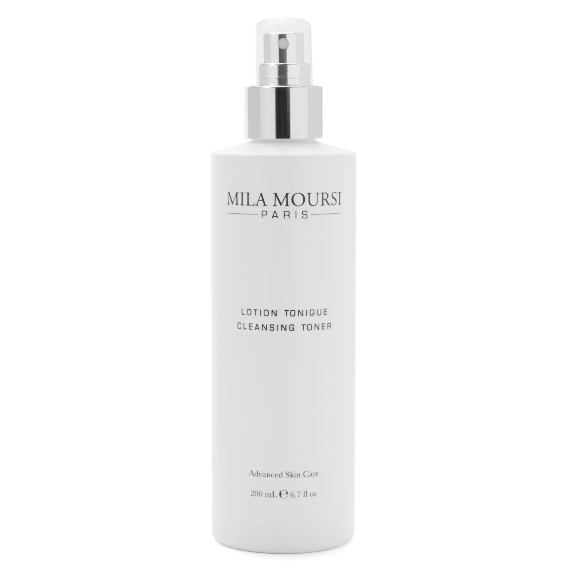 Mila Moursi Cleansing Toner 200 ml product swatch.