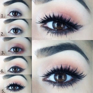 Ideas for Back to School Makeup.