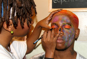 Promotions Photoshoot  Makeup: Tamaya Magruder Photographer: Dominique Nichole Model: Devvon Harper