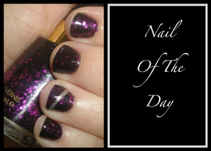 Nail Of The Day 11/8/2011
