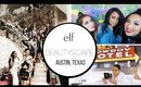 e.l.f. Beautyscape Austin, TX 2017 - Day 1 & 2 Vlog | Hiliana Devila