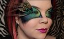 Peacock Masquerade