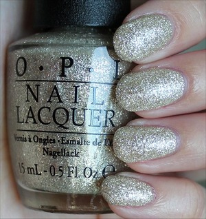 From the Mariah Carey Holiday Collection. See my in-depth review & more swatches here: http://www.swatchandlearn.com/opi-my-favorite-ornament-swatches-review/