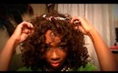 "5 Styles In Under 4 Minutes - Curly ""Instant Weaves"""
