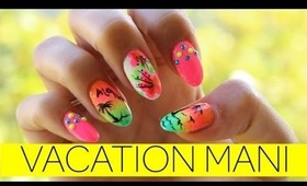 HOW TO: Vacation Mani (Hawaii!)