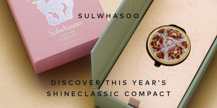 Shop Sulwhasoo's ShineClassic Compacts on Beautylish.com
