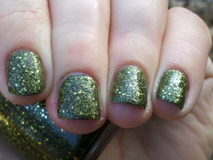 China Glaze It's Alive - Haunting Collection 2011