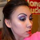 Ursula Inspired Makeup