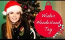 Winter Wonderland Tag