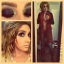 Makeup + Outfit