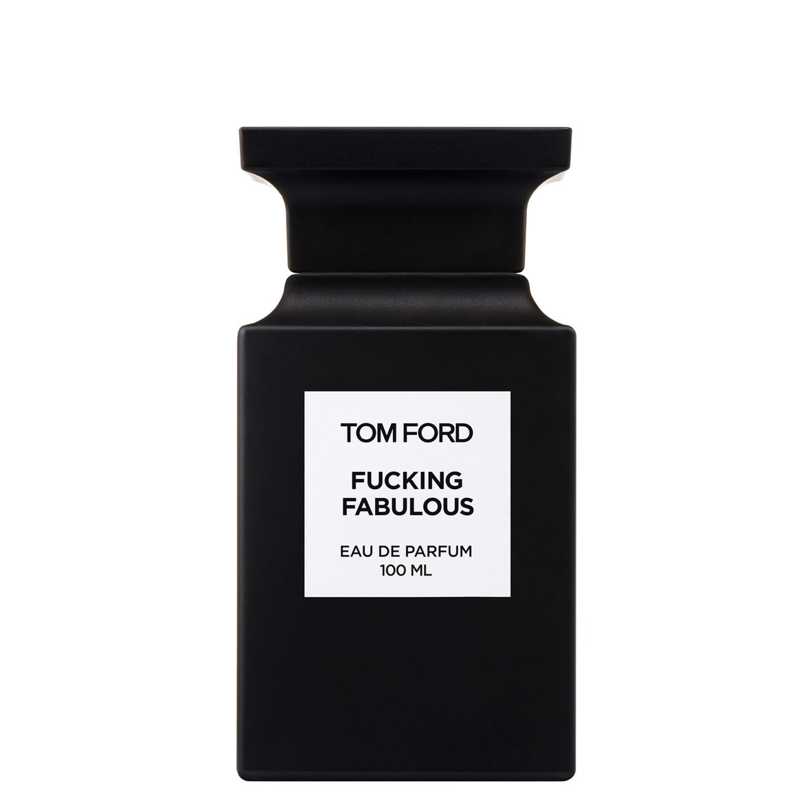 TOM FORD Fucking Fabulous 100 ml product swatch.