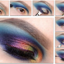 Makeup Look: Step by step