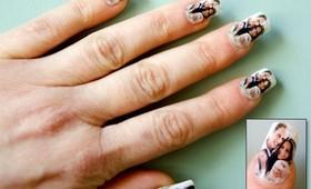 Royal Wedding Nail Decals