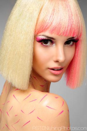 Model: Jessica S Photography: ASTONishing Photography MUA/Hair: Maria Ortega