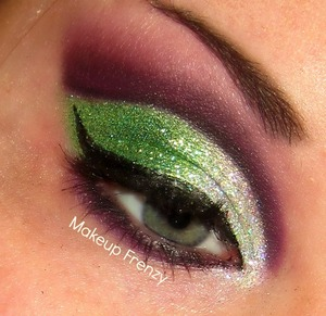 Used eye kandy glitters, im obsessed!  www.facebook.com/makeupfrenzy