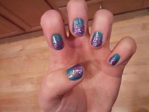 Gradiant Glitter