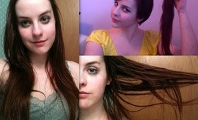 I CUT MY HAIR!!! From Long Hair to a Pixie.