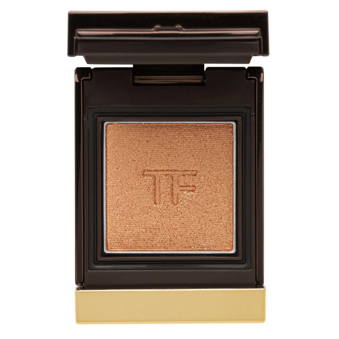 TOM FORD Private Eyeshadow Warm Leatherette product smear.