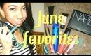 June Favorites 2013