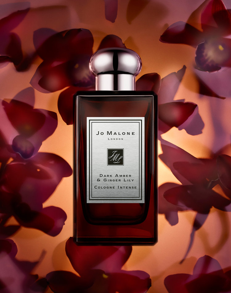 Alternate product image for Dark Amber & Ginger Cologne Intense shown with the description.