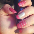 notd Pink and Silver