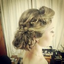 Taylor swift inspired hair