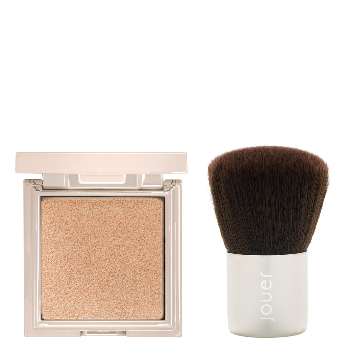 Jouer Cosmetics Molten Glow Highlighter alternative view 1 - product swatch.