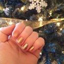 Christmas Nails and Tree