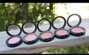 MAC Blushes Collection & Review