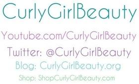 I'm on a NO BUY! @CurlyGirlBeauty