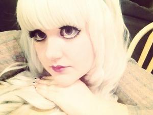 My everyday anime makeup.