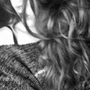 Big overnight curls