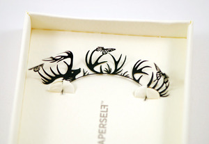 Deer & Butterfly Lashes | http://bit.ly/rl9y8c