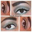 EOTD: Olive Green Eyes